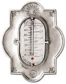 Double scale thermometer