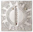 calendario da muro con termometro