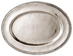 vassoio ovale