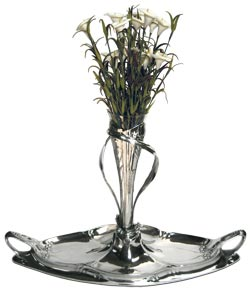 table centerpiece - flower pot
