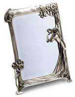 vanity mirror - lady 131