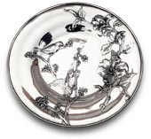 decorative wall plate - small bird