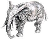 elephant  sculture