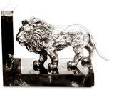 bookend - lion
