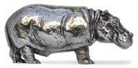 statue - hippopotamus