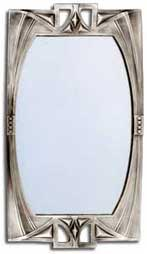 wall mirror - Art Deco - 84/20