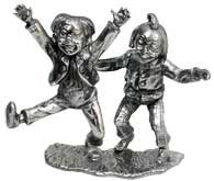 Max and Moritz statuette (WMF)