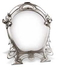 vanity mirror - lily