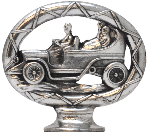 Vintage car cm h 4 (Pewter / Britannia Metal) - collection: Auto. Cosi Tabellini.