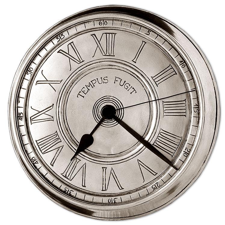 tempus fugit wall clock instructions