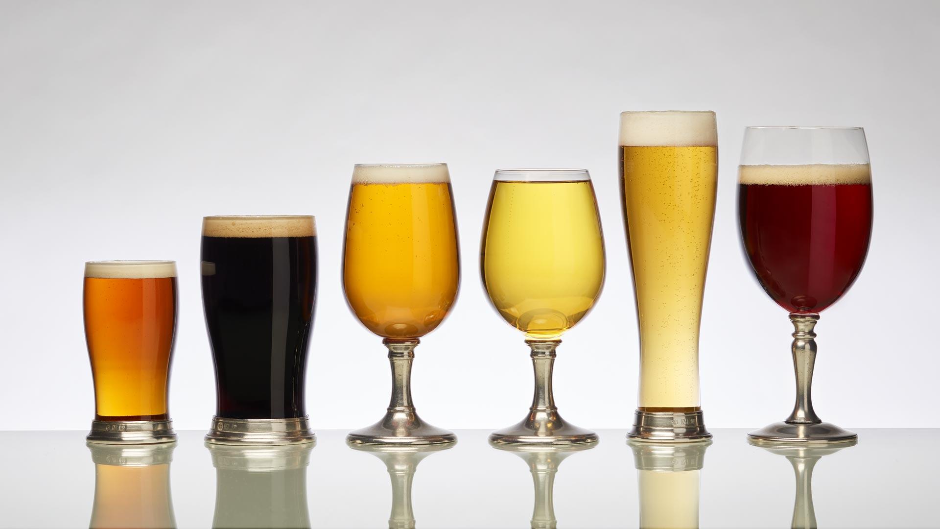 Bicchiere birra pilsner grigio metallo peltro e for Bicchieri birra prezzi