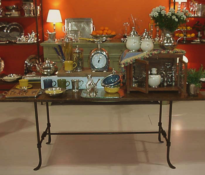 3100 pewter table ceramic