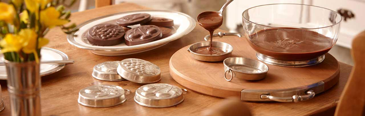 little moulds made in Italy