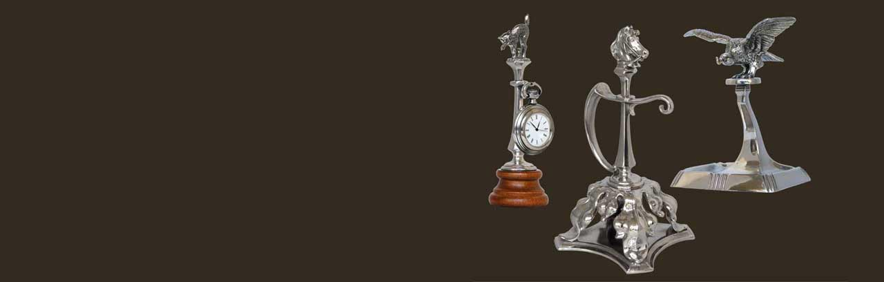 pocket watch stand made in Italy