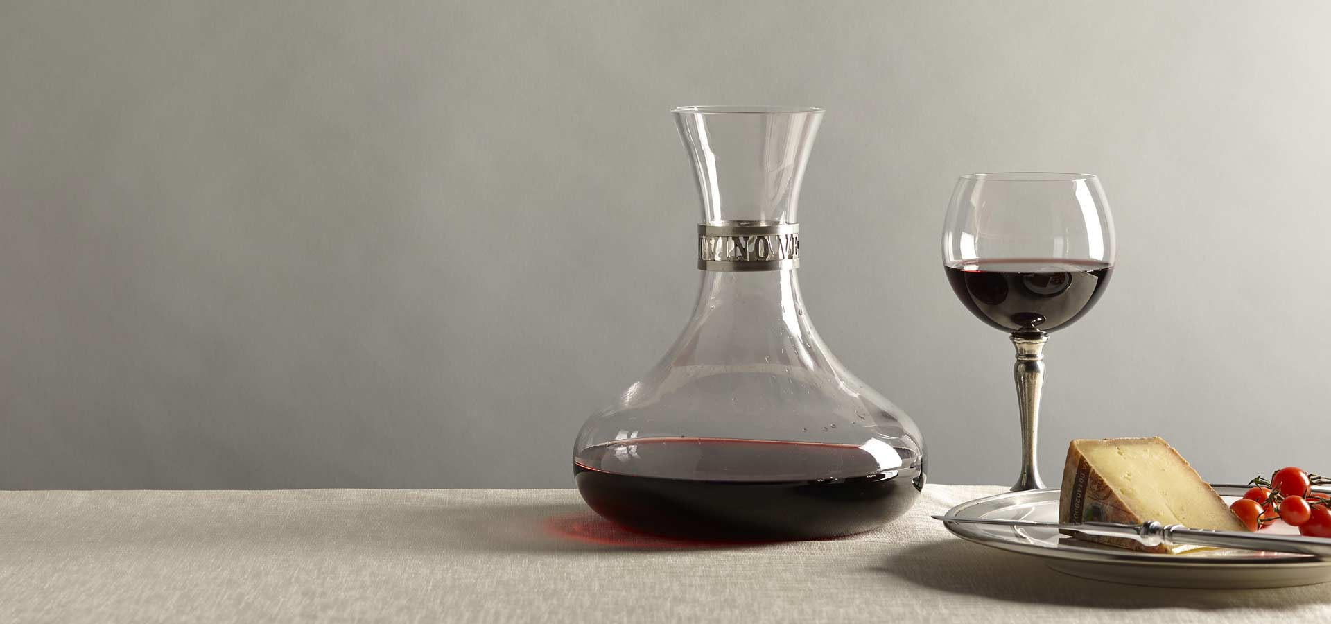 brocche, caraffe, decanter