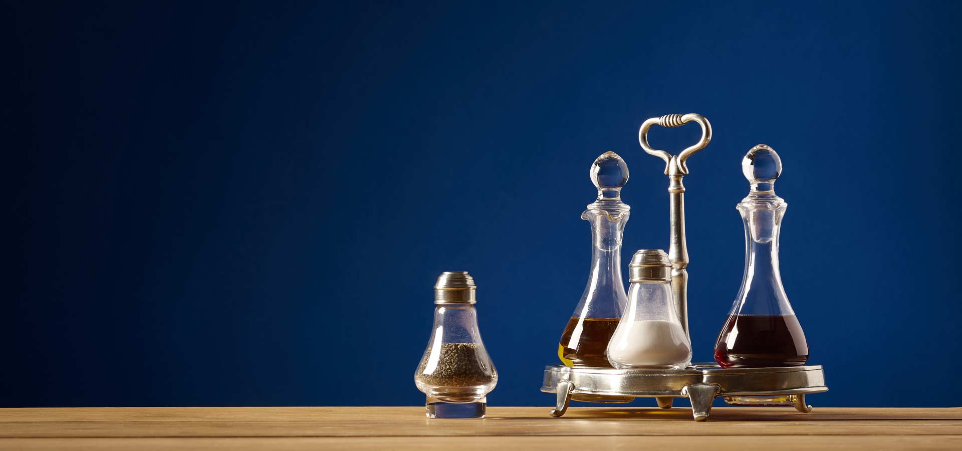 Комплект масло и уксус