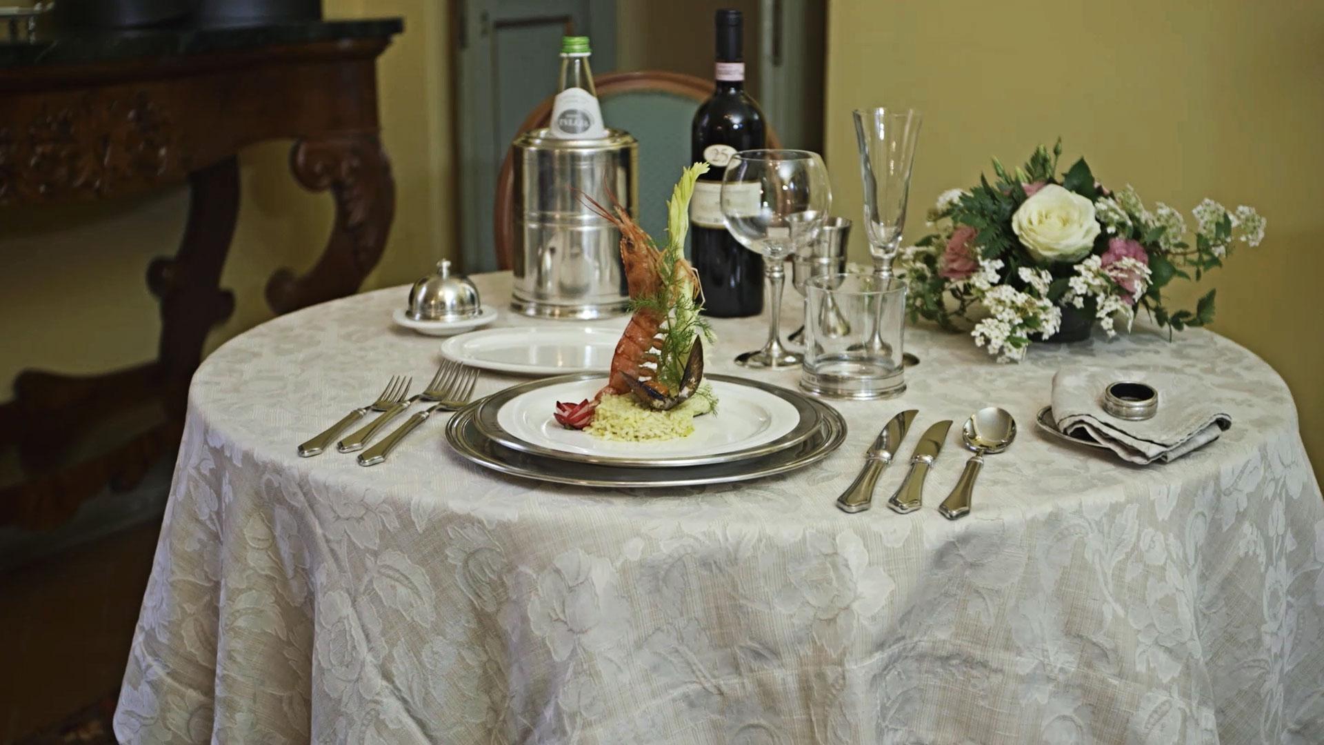 Partner Hotel Restaurant Cosi Tabellini - Restaurant table accessories